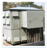 Ventilated Rainproof Transformer